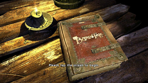 Bard's Tale Book