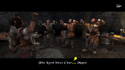 Bard's Tale Singing at The Pub