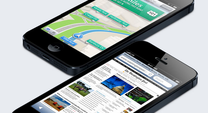 Faster Wireless Browsing Speeds on The iPhone 5
