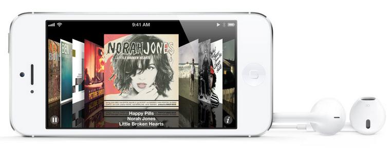 New iPhone 5 EarPods