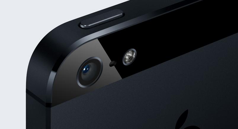 The iPhone 5 Camera