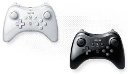 Wii-U Pro Controller