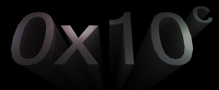 0x10c Logo