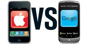 Apple vs. Google Fight