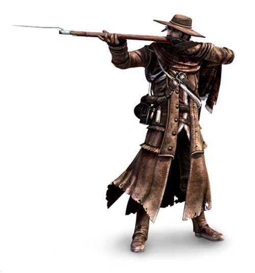 Assassin's Creed III Sharpshooter DLC