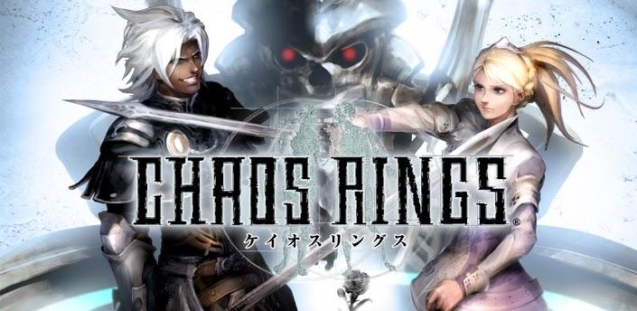 Chaos Rings Google Play Banner