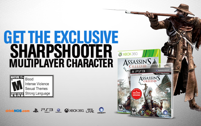 Get The ACIII Sharpshooter DLC from NOS