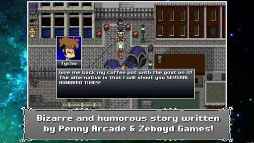 Penny Arcades Rain Slick 3 - Bizarre Humor