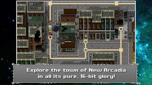 Penny Arcades Rain Slick 3 - Explore the Town of Arcadia