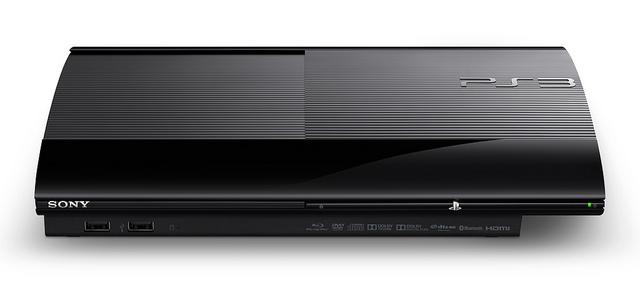 Playstation 3 Superslim (Slim 2012)