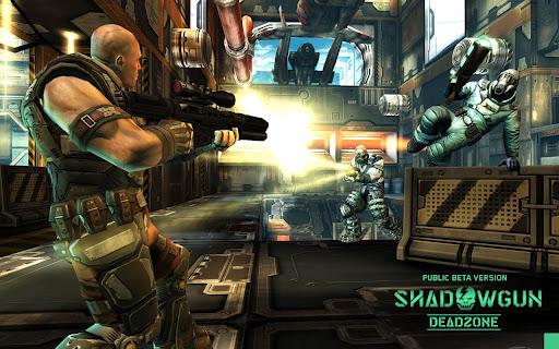 Shadowgun DeadZone Beta Firefight