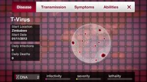 Plague Inc Disease Stats