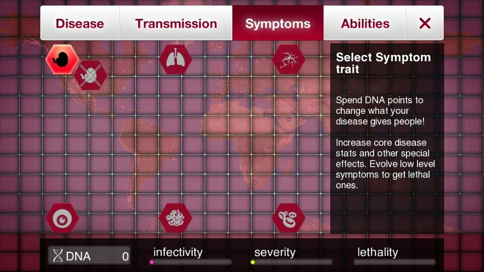 Unlock Abilities & Mutations in Plague Inc