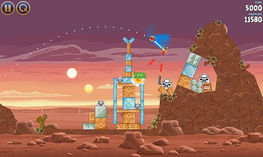Angry Birds Star Wars Luke Skywalker Bird