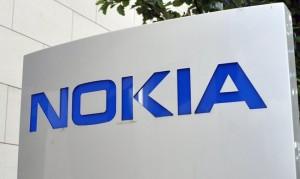 Nokia Shares Drop