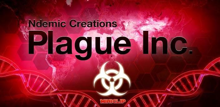 Plague Inc Banner
