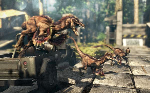 Primal Carnage - Utahraptor