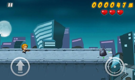 Zombie Dash Controls And Gameplay