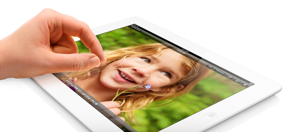 iPad Mini With Pinch to Zoom