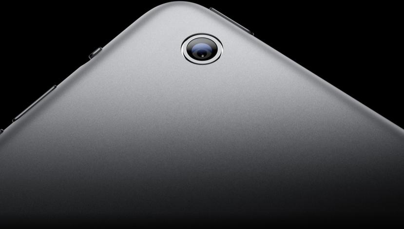 iSight Camera on The iPad Mini