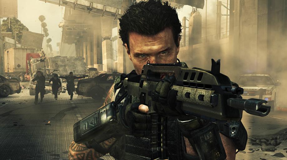 Black Ops II Campaign Harper