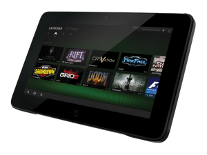Razer Edge - Games