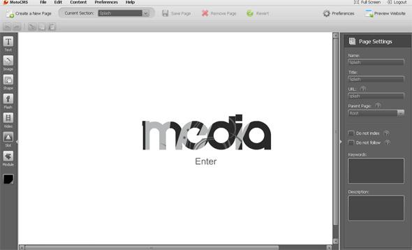 Moto CMS - CMS Photo Gallery